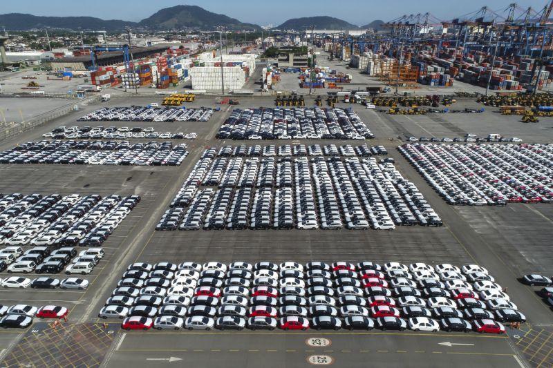 Vendas de veículos crescem 11,4% no acumulado até setembro